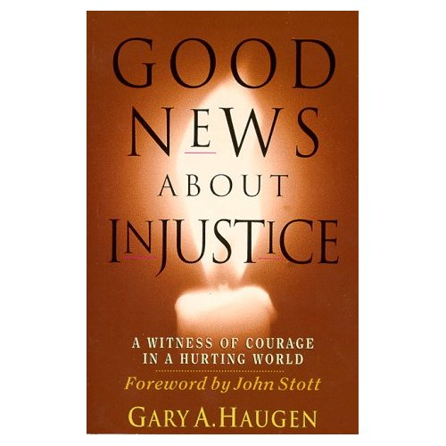 the good news about injustice essay
