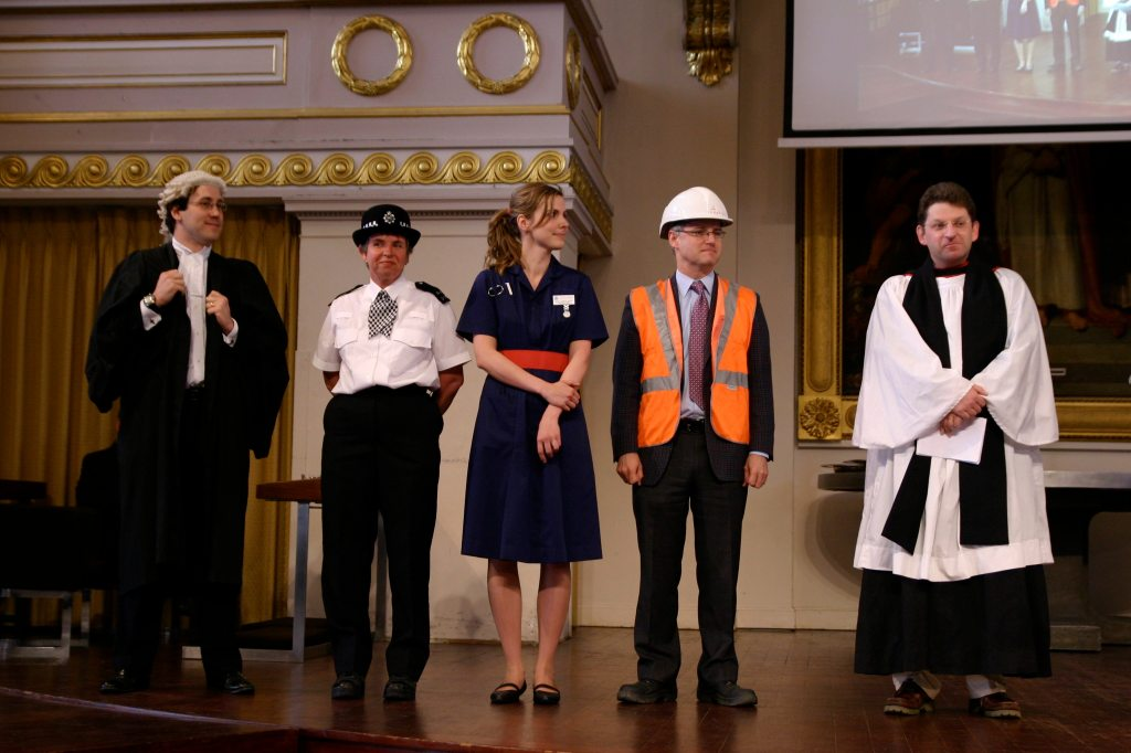 The ASLP Village People Tribute Act