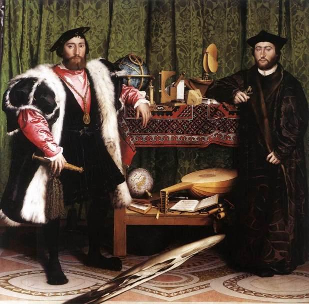Holbein-ambassadors BASIC