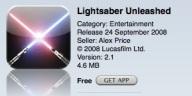 App - Lightsaber
