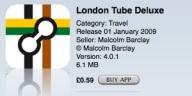 App - London Tube