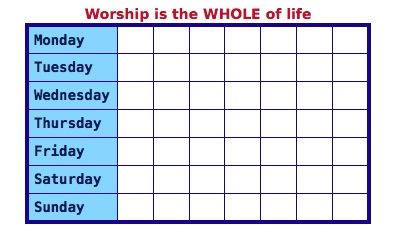Worship 3 - all