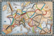 Game - Ticket to ride board