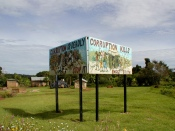 corruption kills - kampala