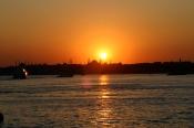 Hagia Sofia Sunset