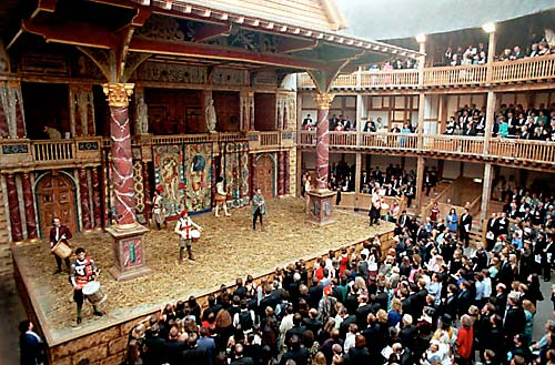 research paper old globe theatre