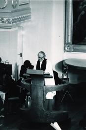 JRWS pulpit