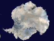 NASA - antarctica from space
