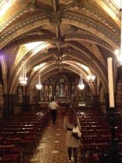 Parliament: Undercroft Chapel