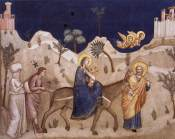 Giotto - Flight into Egypt