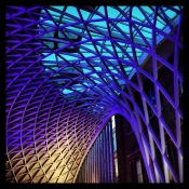 The New Roof at King's Cross Station