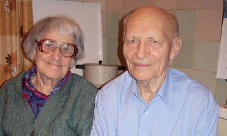 Svetlana and Lev Mishchenko in 2002