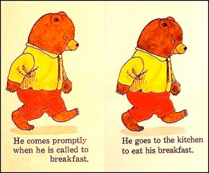 Richard Scarry shift