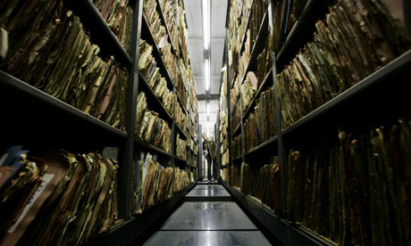 Stasi archives