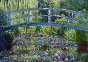 Monet -  Le pont Japonais
