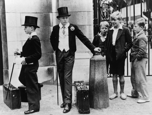 Toffs Toughs 1937 - Jimmy Sine