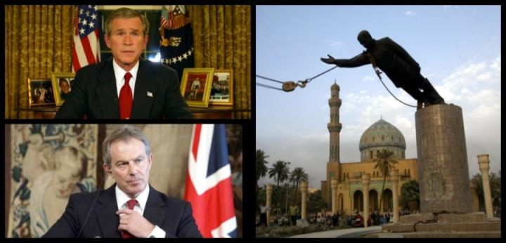 Iraq War protagonists