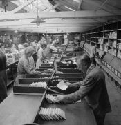 A_Picture_of_a_Southern_Town-_Life_in_Wartime_Reading,_Berkshire,_England,_UK,_1945_D25426