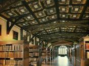 duke humfrey bodleian library