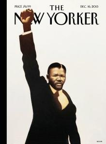 New Yorker mandela-cover-580