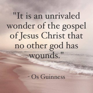 Os Guinness - God with wounds