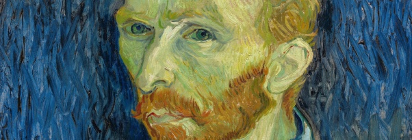 van Gogh - Self Portrait banner