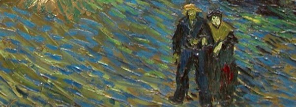 Van Gogh - Starry night banner