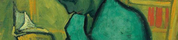 van Gogh - Une liseuse banner